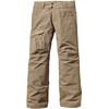 Patagonia M's Powder Bowl Pants Ash Tan